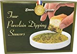 Dean Jacob's Dipping Saucers ~ Boxed Set of 4