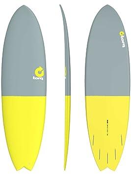 Tabla de Surf Torq epoxy Tet 6.3Fish Fifty Fifty: Amazon.es: Deportes y aire libre