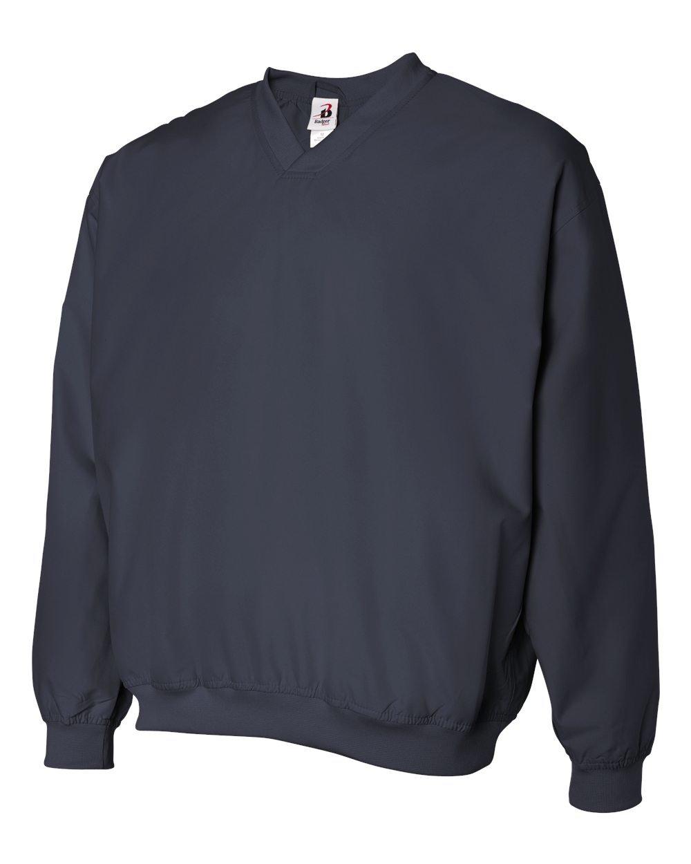 Badger Sportswear Adult Microfiber Windshirt Heritage Sportswear 7618