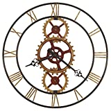Howard Miller Wall Clock 625-645 Hannes