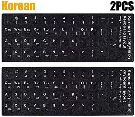 Standard Layout Stickers For Computer Laptop Keyboard Sticker Many Language