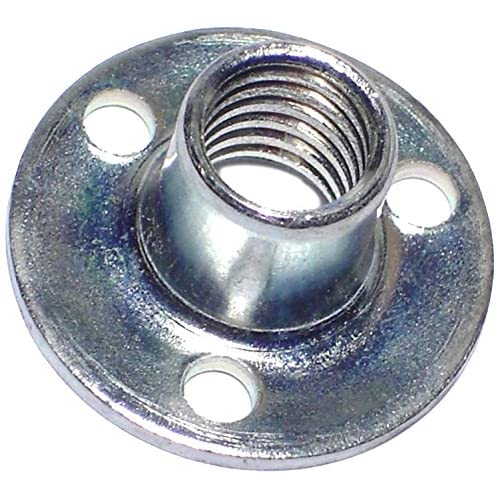 Hard-to-Find Fastener 014973323165 Brad Hole Tee Nuts, 3/8-16 x 7/16-Inch