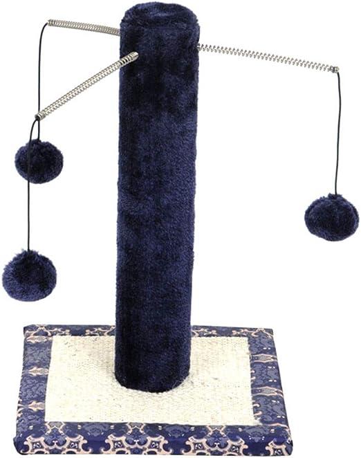 Yowablo - Casa para rascar el árbol del Gato (28 x 28 x 42 cm ...