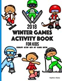 Winter Games Activity Book for Kids