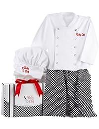 Baby Culinary Chef Layette Set Gift Box, Multi, 0-6M