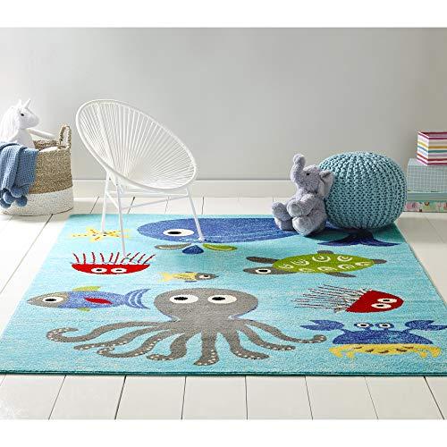 fish area rug - 2