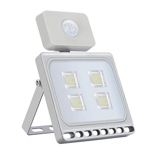 Proyector LED Para Exteriores De 20 Vatios, FreedomT Reflector ...