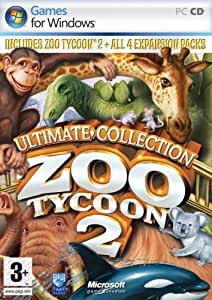 Zoo Tycoon 2: Ultimate Collection (PC) by Microsoft: Amazon.es ...