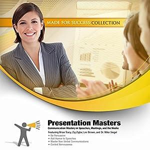Presentation Masters Audiobook