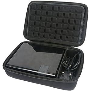 best service 2b672 b9f79 Khanka Hard Case for Western Digital 3 TB USB 3.0 My Book Desktop External  Hard Drive