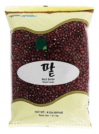 Jayone Red Bean (Haricot Rouge) - 4 Lb. by Jayone