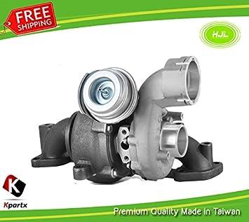 Turbocompresor para Golf Jetta Passat Touran A3 2.0 Tdi BKD AZV GT1749 V: Amazon.es: Coche y moto