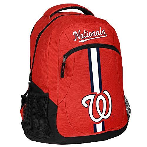 Washington Nationals Action Backpack]()