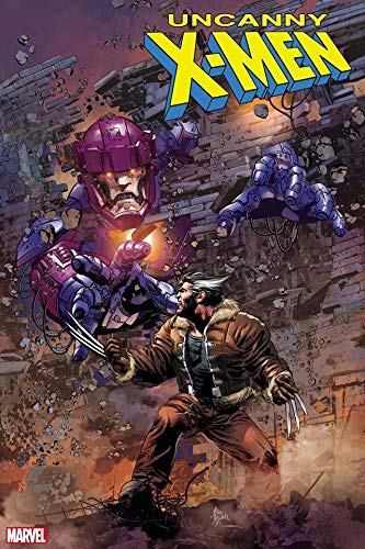 UNCANNY X-MEN #1 LCSD 2018 DEODATO VARIANT
