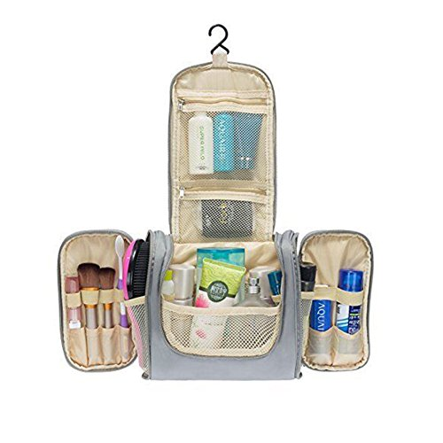 Colleer Multifunctional Travel Toiletry Bag Large Makeup Organiser...