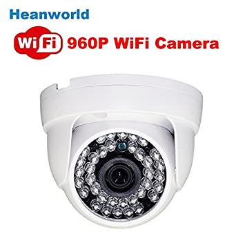 Surveillance Cameras Heanworld 960p Wireless Ip Camera Wifi Built-in Antenna Night Vision Indoor Home Use Video Security Camera Cctv Network Ip Cam