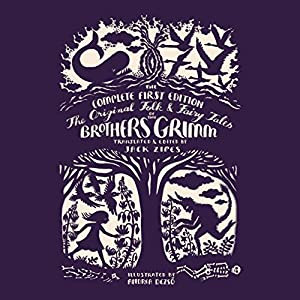 The Original Folk and Fairy Tales of the Brothers Grimm Audiobook