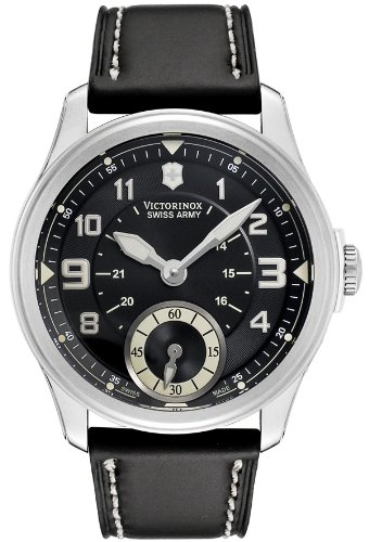 Victorinox Swiss Army Men's 241377 Infantry Vintage Small Seconds Mecha Watch - Small Swiss Army Watch