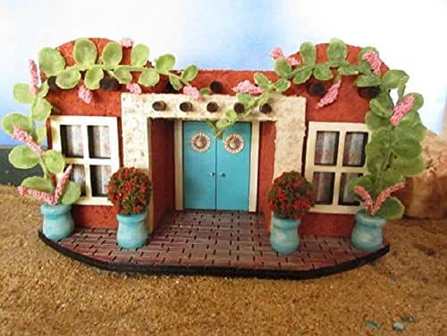 Amazon.com: Fairy Garden Miniature Southwest Adobe