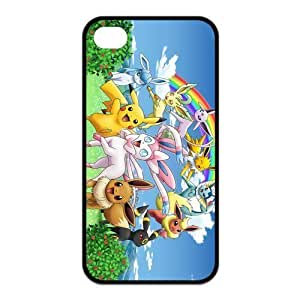 FashionFollower Customize Hot Anime Series Pokemon Popular Phone Case Suitable For iphone4/4s IP4WN40116 hjbrhga1544