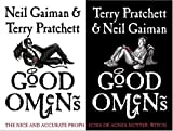 img - for Good Omens (text only) 1st (First) edition by N. Gaiman,T. Pratchett book / textbook / text book