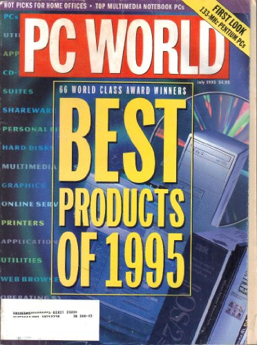 133 Mhz Single (PC World Magazine, Vol. 13, No. 7 (July, 1995))