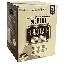 Argentia Ridge Château Private Selection Wine Kit (Merlot)