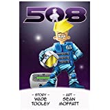 508: A Digital Comic Book for Kids with Cystic Fibrosis