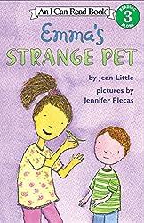 Emma's Strange Pet (I Can Read Level 3)