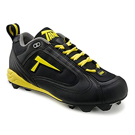 bfa8e3470630 Amazon.com: Tanel 360 RPM Cleat Low Baseball/Softball Cleats: Sports &  Outdoors