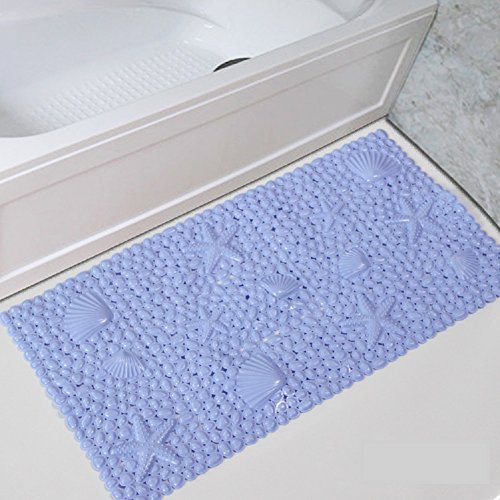 PVC Bath Mat Non-slip Antibacterial Bathroom - 14 135