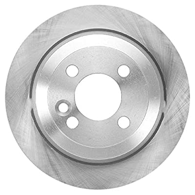 Bendix Premium Drum and Rotor PRT5964 Rear Rotor: Automotive