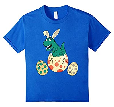 Dinosaur Easter Cute T-Rex Shirt - Funny Shirts for Spring