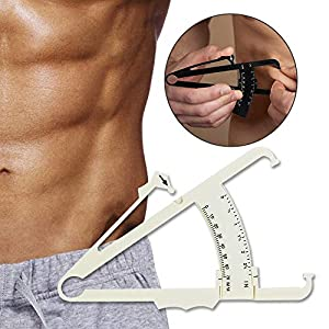 Fat Measure Caliper,Body Fat Calipers for Accurately Measuring Caliper Measurement Tool for Body Fat with Body Fat Percentage Measure Charts 51mnP6 EpjL  [300 Count] Plasti Plus Disposable Plastic White 7 Inch Heavy Weight Dinner Plates, Great For Weddings, Home, Office, School, Party, Picnics, Take-out, Fast Food, Outdoor, Events, Or Every Day Use, 51mnP6 EpjL