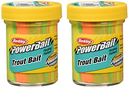 PowerBait FW Biodegradable Trout Fishing