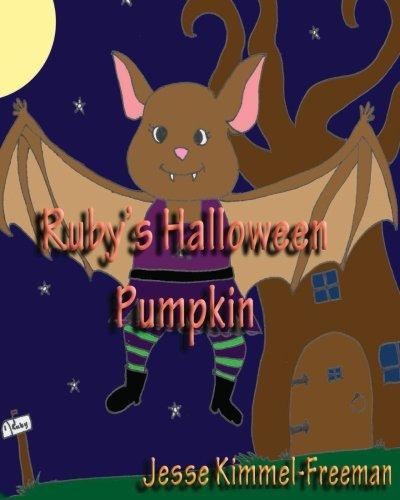 Ruby's Halloween Pumpkin -
