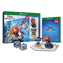 Disney Infinity Toy Box Bundle Pack - Xbox One Toy Box Edition