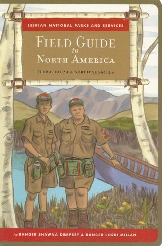 Read Online Lesbian National Parks & Services Field Guide to North America: Flora, Fauna & Survival Skills Paperback – September, 2002 ebook