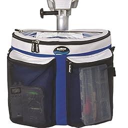 Boatmates Pedestal Tool N Gear Bag, Blue
