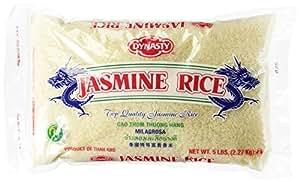 Dynasty Jasmine Rice, 5 Lb