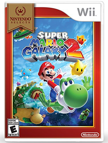 Nintendo Selects: Super Mario Galaxy 2 (Mario Wii Games)