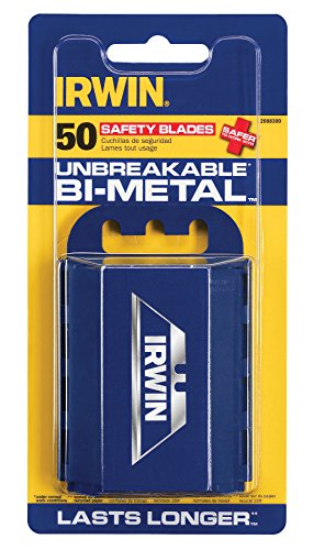 Irwin Tools 1764981 Bulk Safety Blades (100 Pack) by Lenox Tools