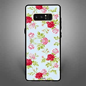 Samsung Galaxy Note 8 Pink and Red Roses