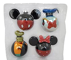 Disney Parks Mickey Mouse, Donald Duck, Goofy, and Minnie...