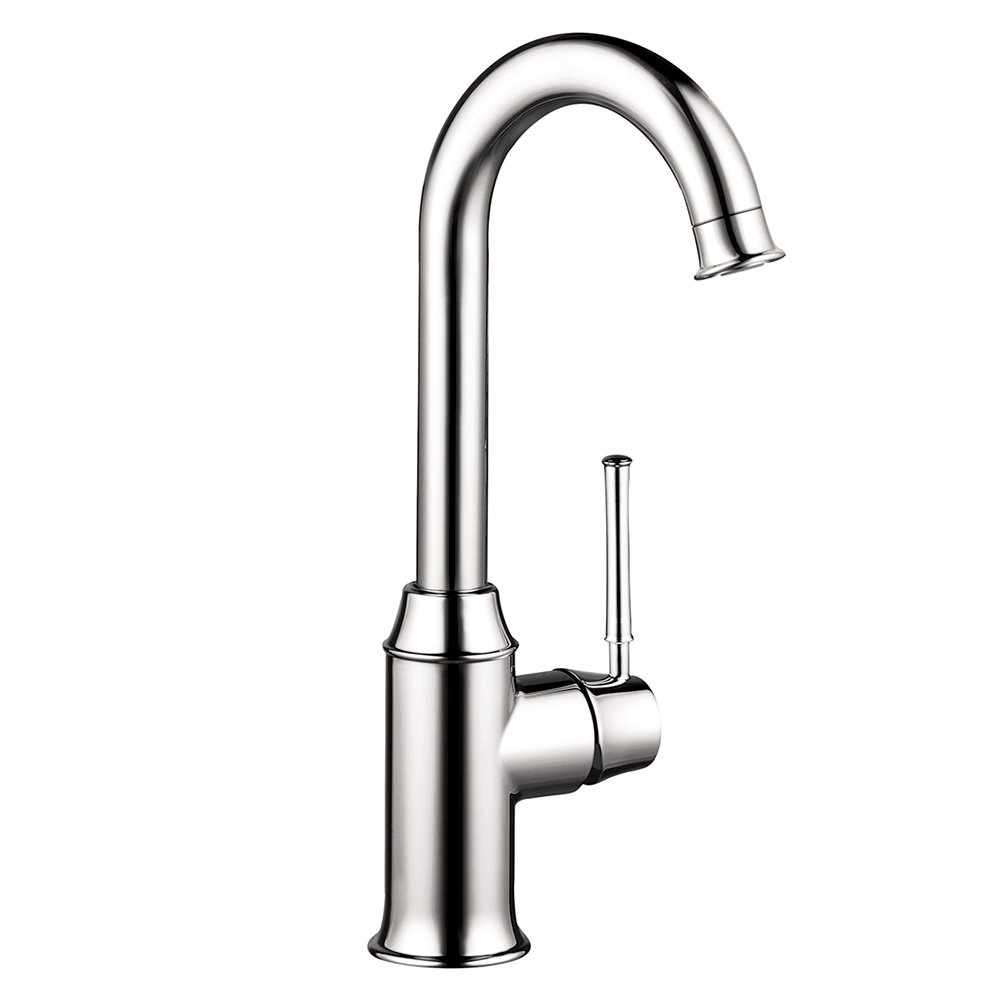 Hansgrohe 04217000 Talis C Bar Faucet, Chrome - Bar Sink Faucets ...