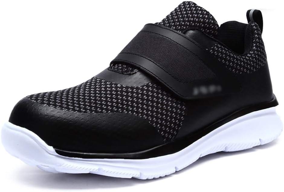 Zapatos de seguridad 2020 nuevos zapatos de los hombres! Verano de nido de abeja de malla ligera zapatillas de deporte, Con 4E ancho del dedo del pie de acero Cap Fit, resistente