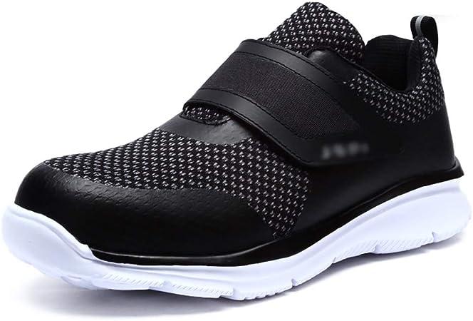 Zapatos de seguridad 2020 nuevos zapatos de los hombres! Verano de nido de abeja de malla