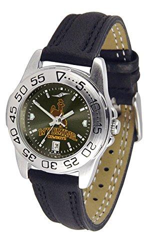 Watch Cowboys Ladies Wyoming - Linkswalker Ladies Wyoming Cowboys Ladies' Sport Anochrome Watch