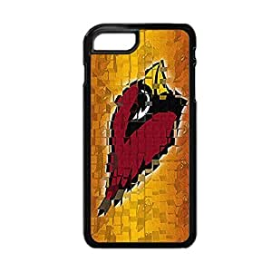 Generic Hard Plastic Phone Cases For Kid Design With Nfl Arizona Cardinals For Iphone 6 Plus 5.5 Inch Choose Design 2