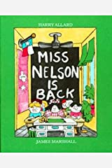 Miss Nelson Is Back Paperback